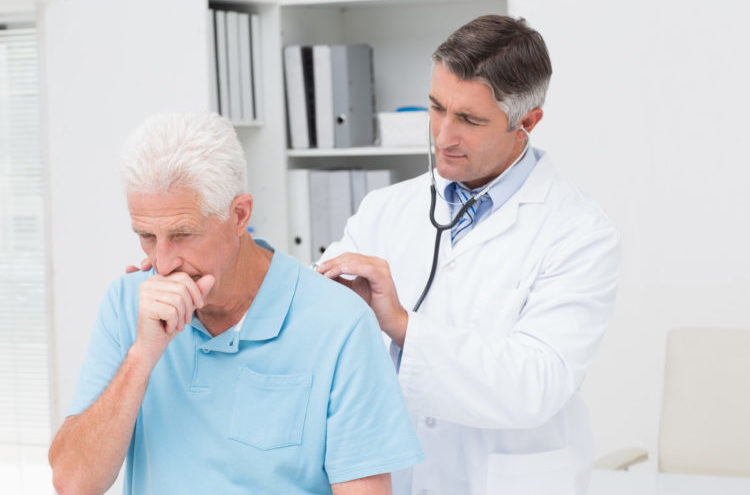 Bệnh viêm phổi người cao tuổi