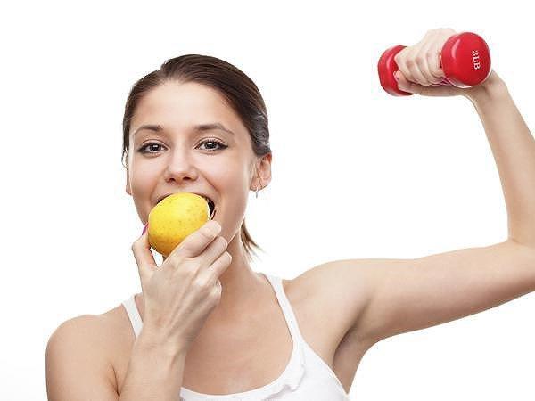 Người chơi nên ăn đủ chất sau khi tập luyện