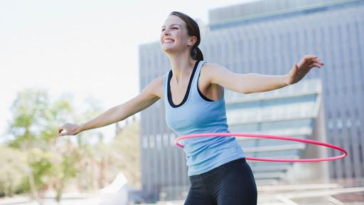 Phương pháp lắc vòng giúp giảm mỡ nâng cao sức khỏe