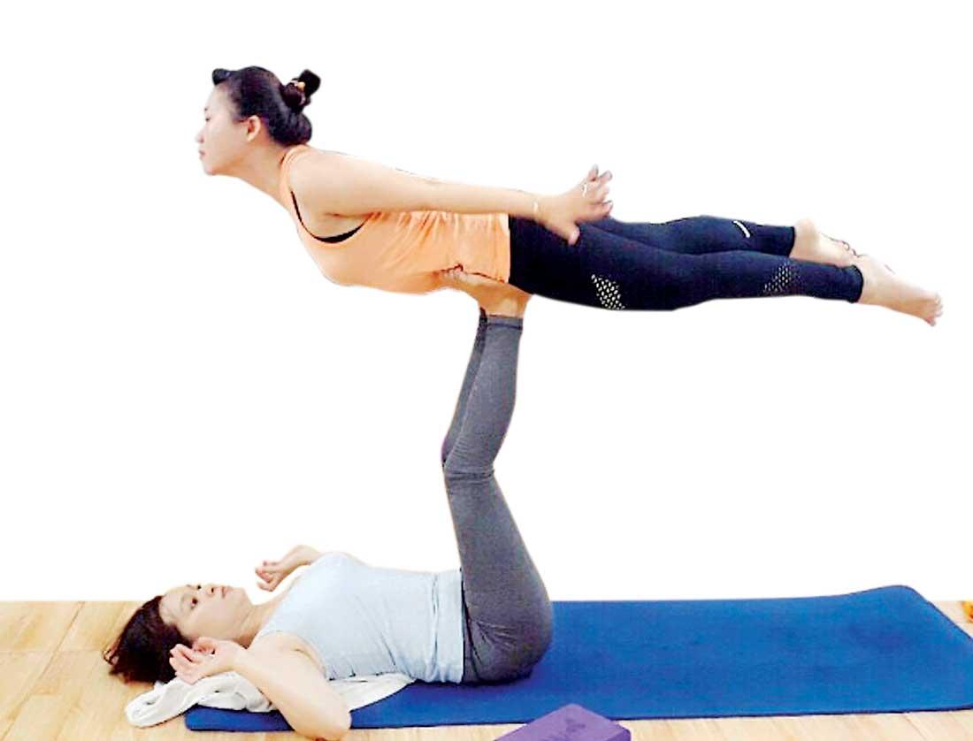 Tập yoga giúp giảm lo âu