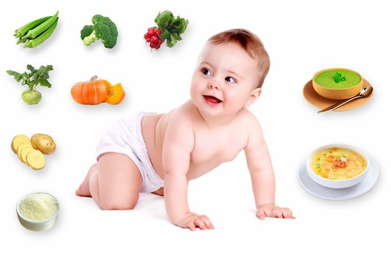 Trẻ nhỏ cần có chế độ dinh dưỡng như thế nào cho tốt?